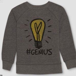 Kids Genius Sweatshirt